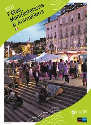 Guide fêtes et manifestations Grand Chalon