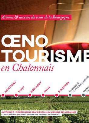 Oenotourisme en Chalonnais