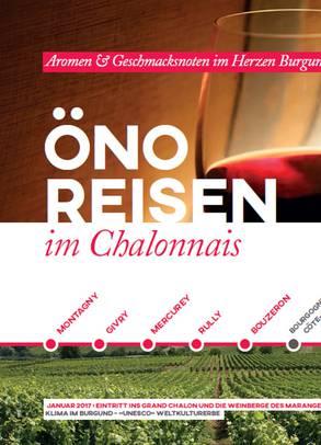 Öno reisen im Chalonnais