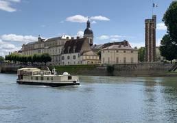 Chalon sur Saône, cœur de ville