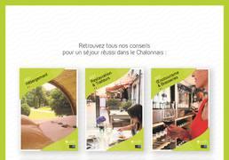 Brochures Office Tourisme Grand Chalon
