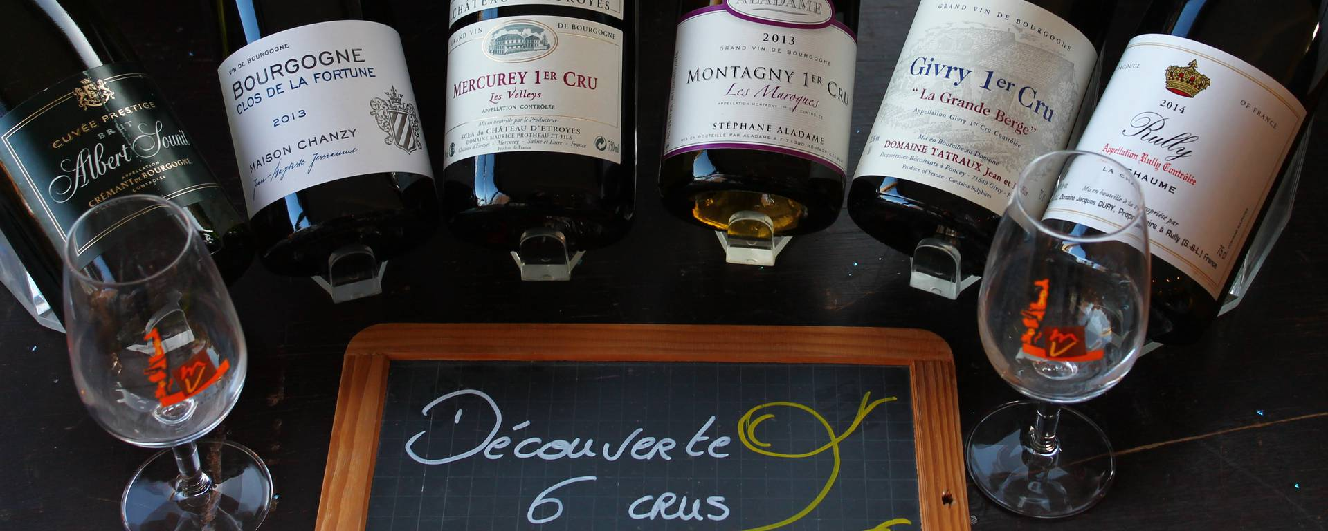 Vins de la Cote Chalonnaise - © Office de Tourisme