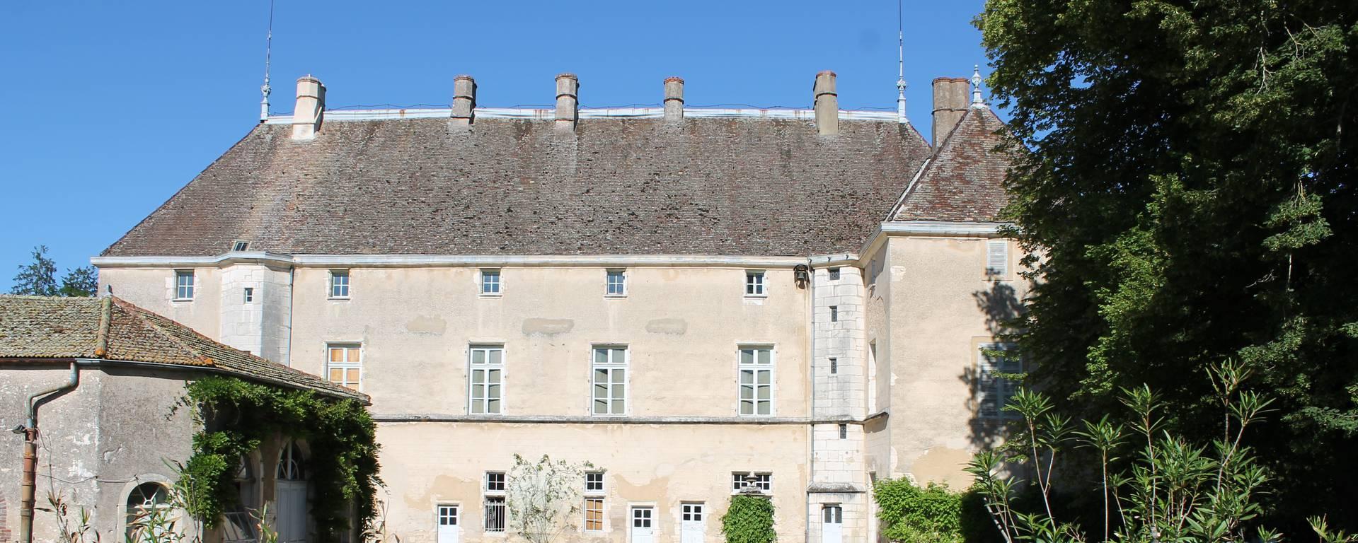 Mellecey-chateau-germolles - © Office de Tourisme