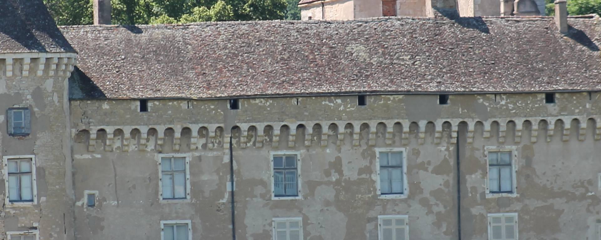 Rully, Château vignes - © Office de Tourisme