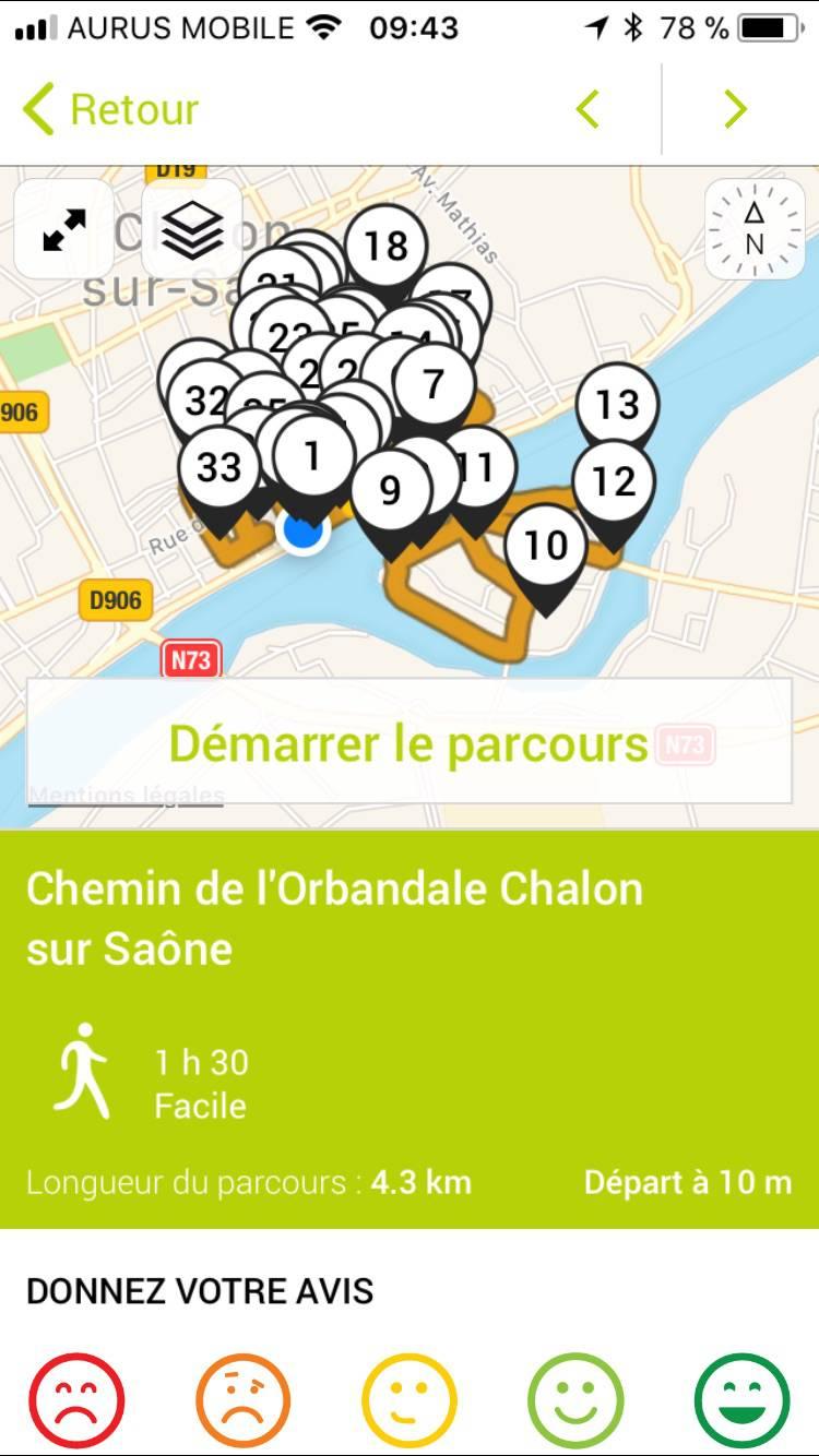T l chargez l 39 appli mobile du tourisme dans le grand chalon office de tourisme de chalon sur sa ne - Office tourisme chalon sur saone ...
