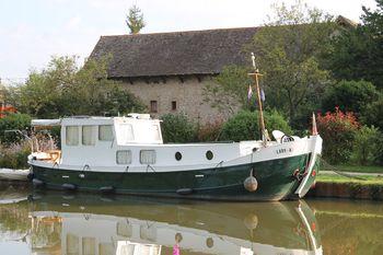 Canal à Fragnes