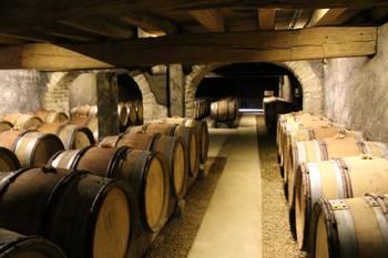 Cave dans la Côte Chalonnaise