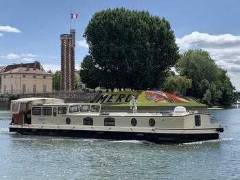 Bateau de plaisance péniche Chalon sur Saône
