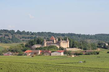 Château de Rully Côte Chalonnaise