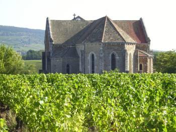 Eglise Cheilly les Maranges