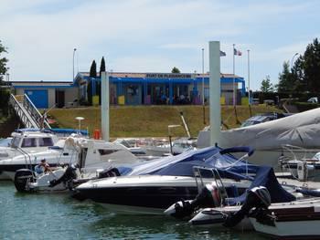 Port de plaisance de Chalon sur Saône