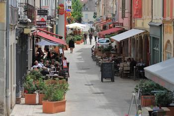 Restaurants rue de Strasbourg Chalon sur Saône