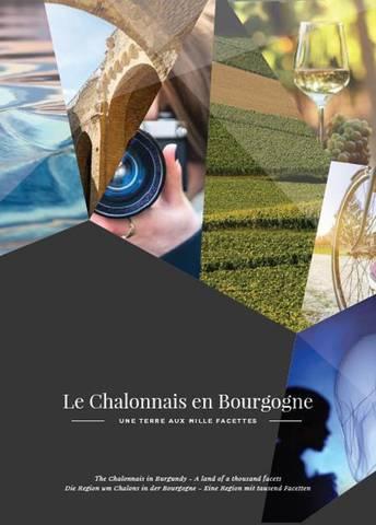 Die Region um Chalons in der Bourgogne