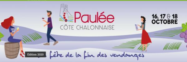 <h3>Paulée de la Côte Chalonnaise 16, 17 et 18 octobre</h3>