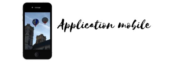 <h3>Application mobile du Grand Chalon !</h3>
