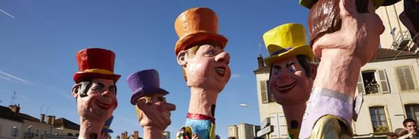 <h3>Carnaval de Chalon-sur-Saône</h3>