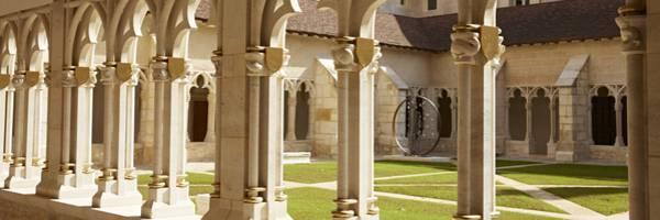 <h3>Visite du Cloître de la Cathédrale Saint-Vincent</h3>