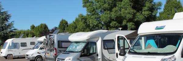 <h3>Aire de services pour les Camping-Cars de Chalon-sur-Saône</h3>
