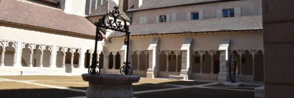 <h3>Réouverture de l'espace patrimoine et du cloître</h3>