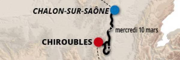 <h3>Passage du Paris Nice le 10 Mars 2021</h3>