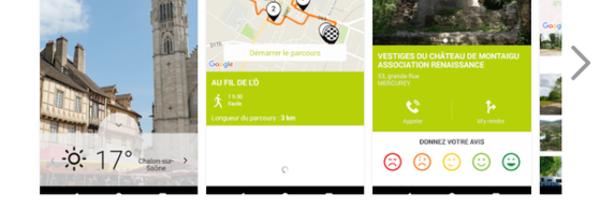 <h3>Nouvelle appli mobile </h3>