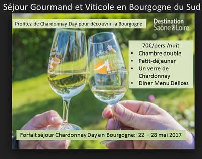 Forfait Chardonnay Day