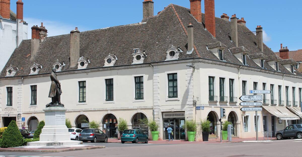 L 39 office de tourisme et ses bureaux office de tourisme - Office du tourisme de chalon sur saone ...