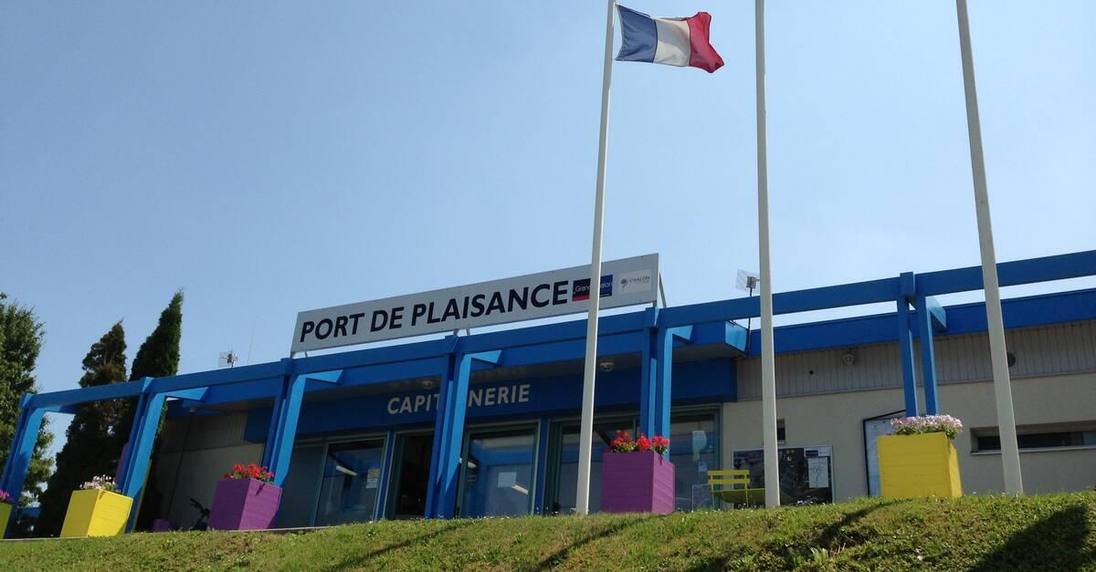Docking points between land and sea office de tourisme - Office du tourisme de chalon sur saone ...