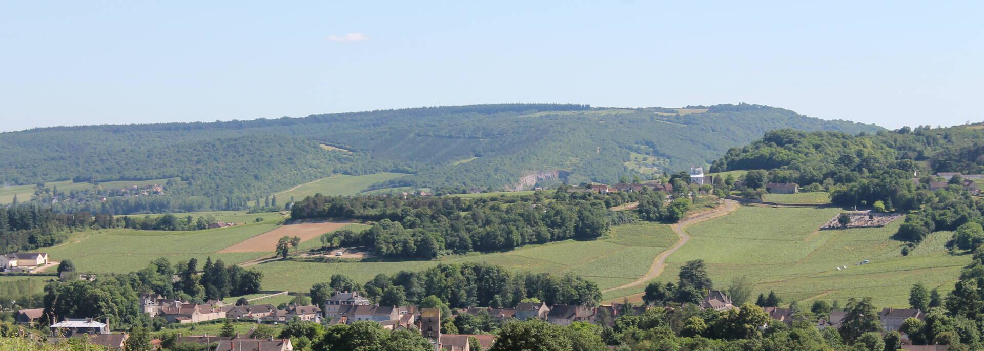 Vallée des Vaux - © Office de Tourisme