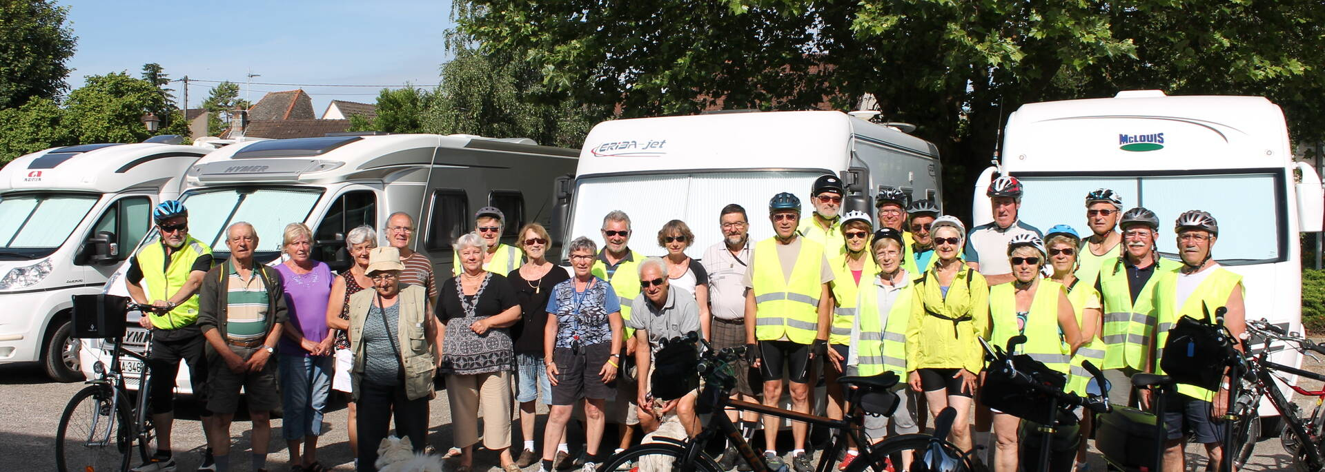 Givry voies vertes camping car