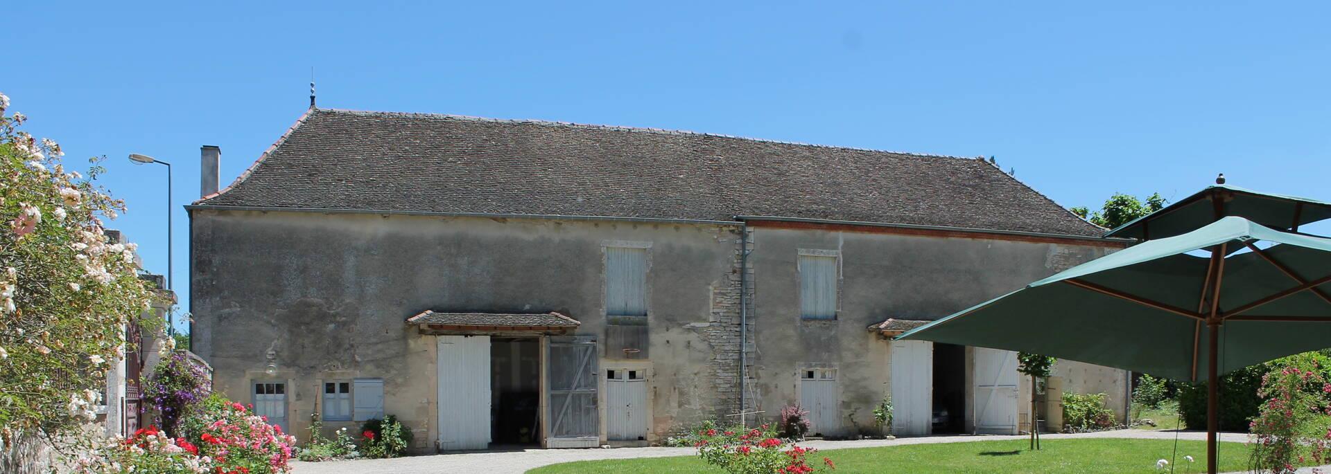 Gîte bâtisse ancienne - © Office de Tourisme