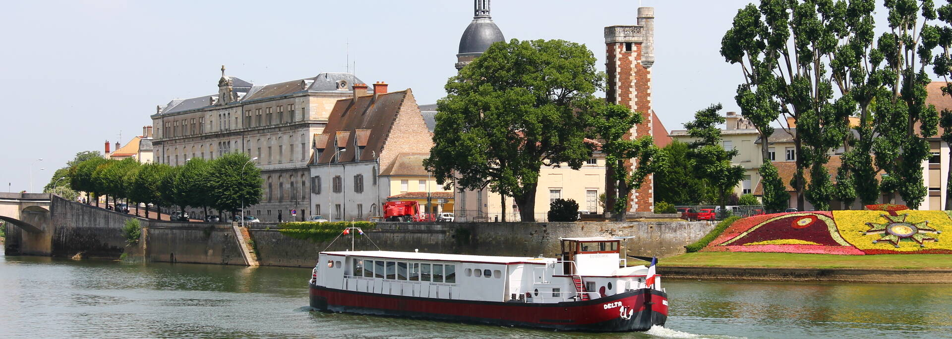 Île Saint-Laurent Tour Doyenne - © Office de Tourisme