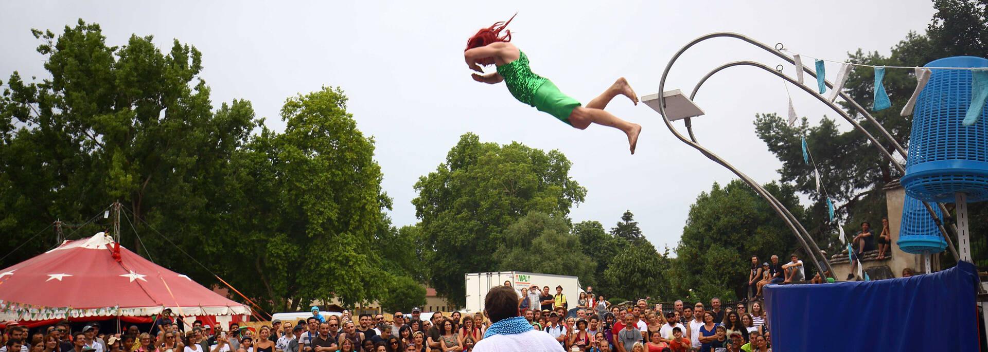 Festival Chalon dans la Rue