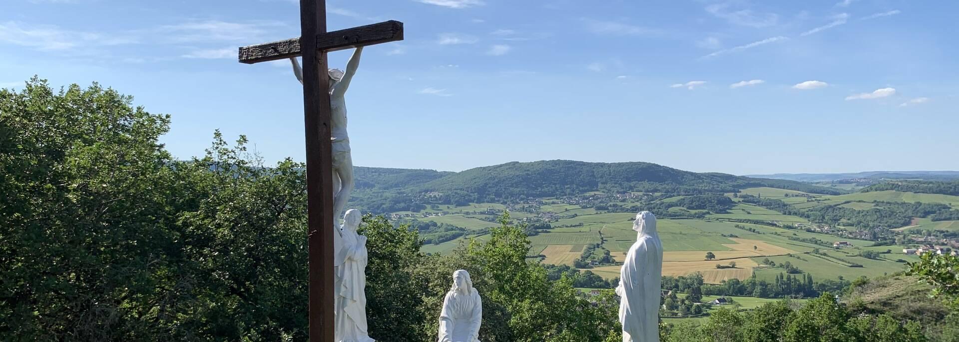 Randonnée Vallée des Vaux Côte Chalonnaise