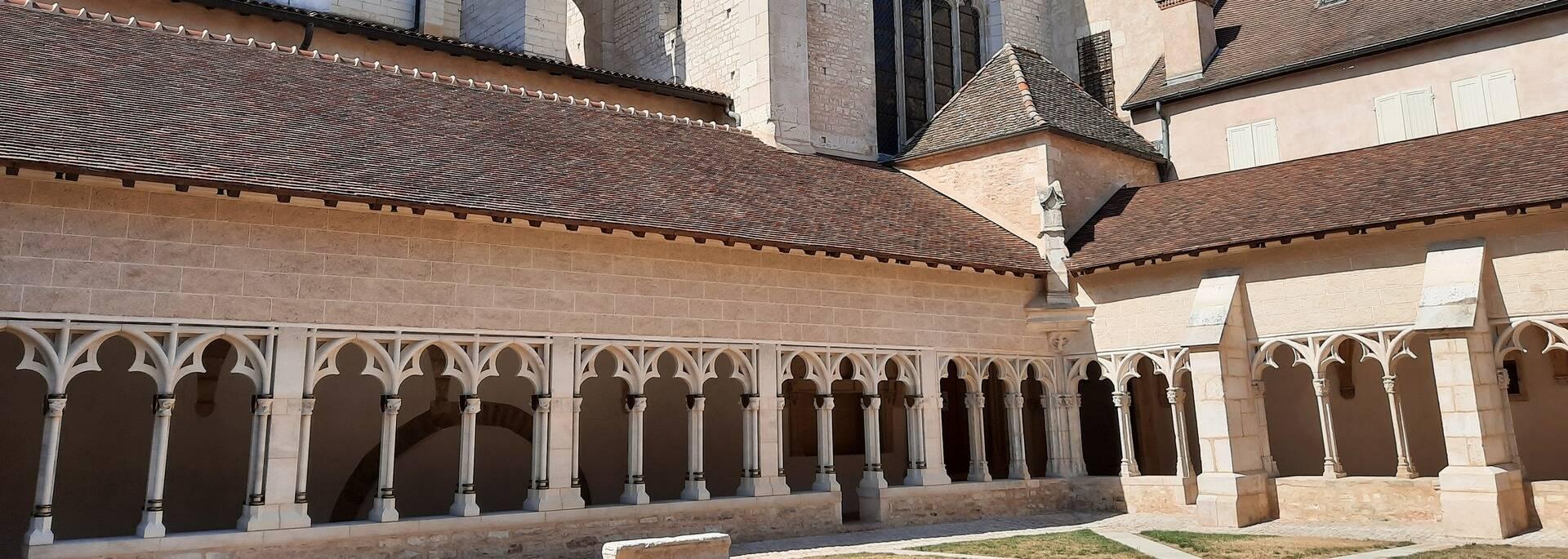 Cloître de la Cathédrale Saine Vincent
