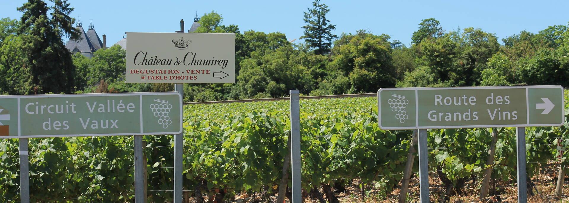 Route des Vins de la Côte Chalonnaise